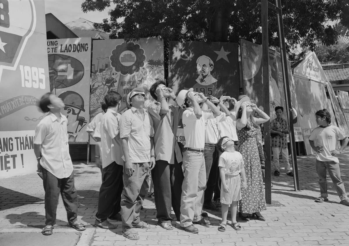 An-My Lê (American, b. Vietnam, 1960), Untitled, Ho Chi Minh City, 1995.