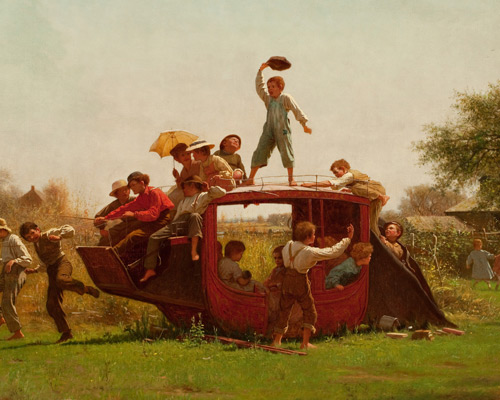 Eastman Johnson and a Nation Divided