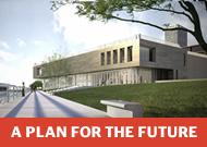 Graphic: Plan for the Future of the Milwaukee Art Museum