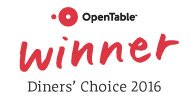 Graphic: Open Table Winner