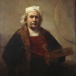 Rembrandt van Rijn, Self Portrait, c. 1655