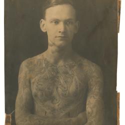 Amund Dietzel, ca 1914