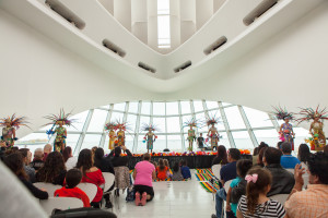 Milwaukee Art Museum celebrates Día de los Muertos during  Kohl's Art Generation Family Sundays