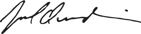 Quadracci signature