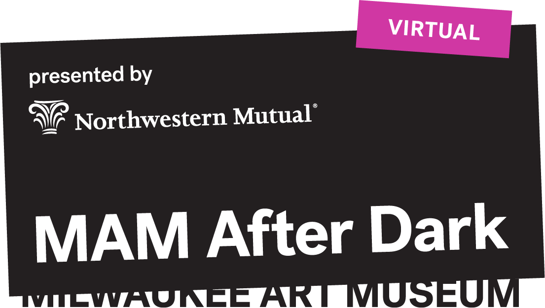Virtual MAM After Dark text banner