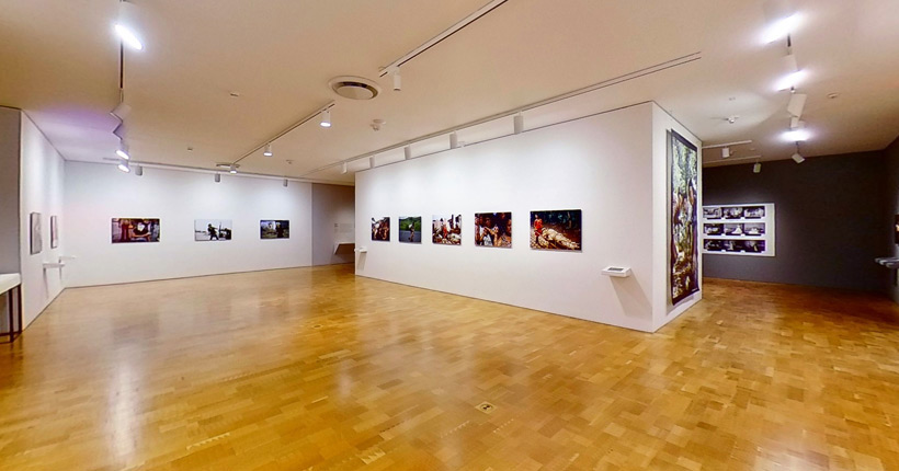 Gallery photography exhibition for Susan Meiselas