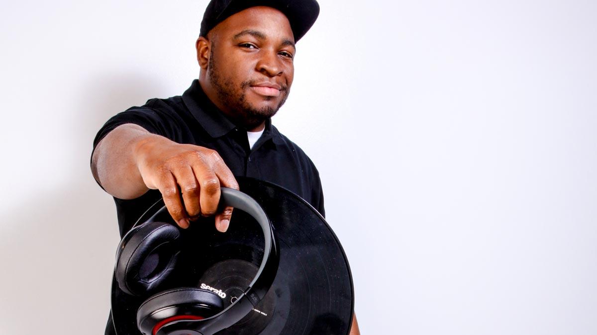 Profile Portrait of DJ O