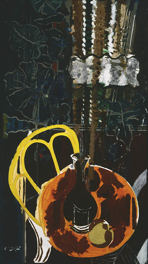 Georges Braque, The Philodendron