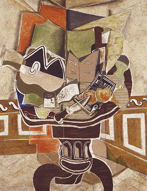 Georges Braque, The Round Table