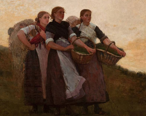 Image from Coming Away: Winslow Homer and England
