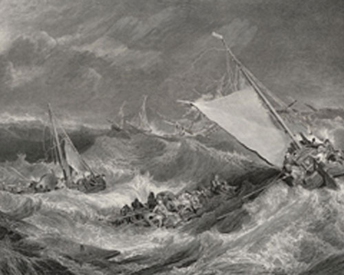 Image from Turning to Turner