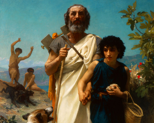 Image from Bouguereau & America