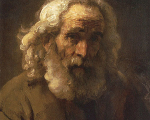 Image from From Rembrandt to Parmigianino: Old Masters from Private Collections