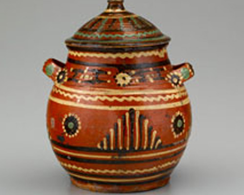 Image from Art in Clay: Masterworks of North Carolina Earthenware