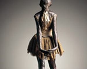 Image from Degas Sculptures