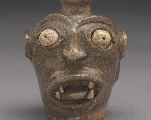 Image from Face Jugs: Art and Ritual in 19th-Century South Carolina