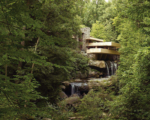 Image from Frank Lloyd Wright: Organic Architecture for the 21st Century