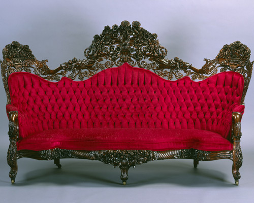 Image from Going out of Style: 400 Years of Changing Tastes in Furniture