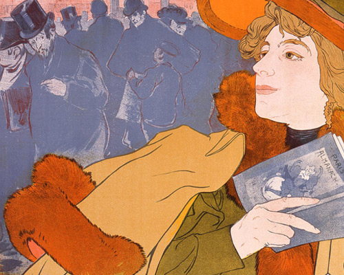 Image from Posters of Paris: Toulouse-Lautrec and His Contemporaries