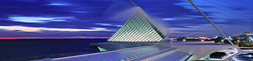 Milwaukee Art Museum - Info